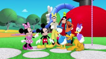 Mickey Mouse Clubhouse: Season 2: Mickey's Big Surprise