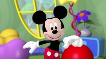 Mickey Mouse Clubhouse: Season 4: Around The Clubhouse World